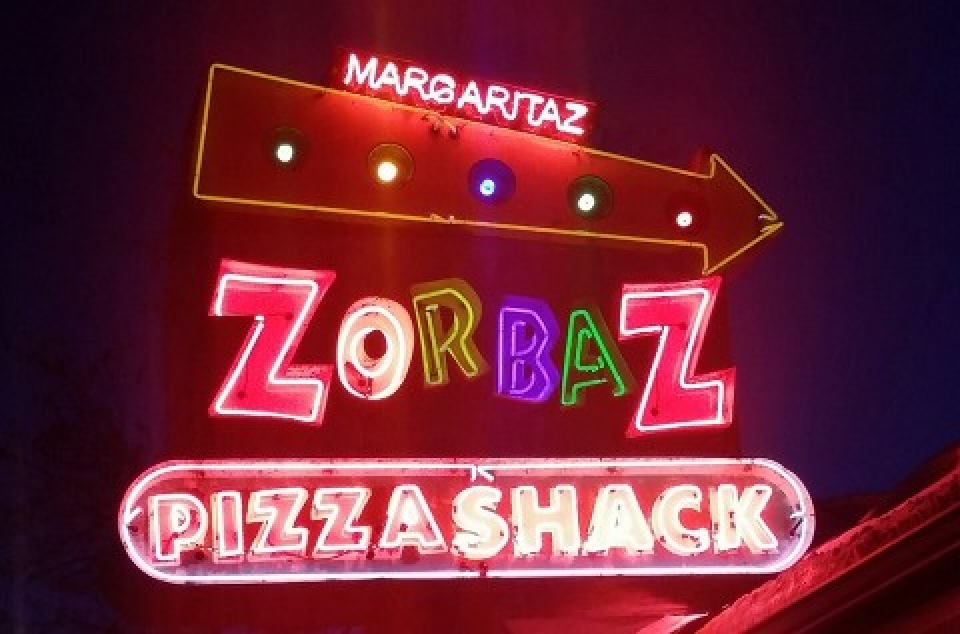 Zorbaz Pizza Shack